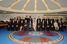 Premier Redford's Cabinet (May 2012) by PremierofAlberta, via Flickr