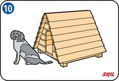 Construire une niche pour son chien n'a rien de compliqué. Apprenez à construire une niche en bois grâce à notre guide détaillé.