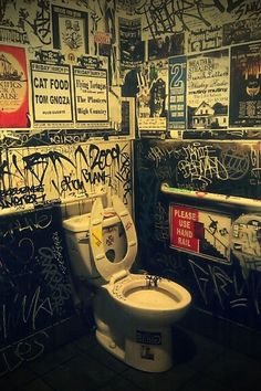One of the best punk rock bars left in the city. Half an inch of standing piss in the bathroom, half pipe in front of the stage, and big ass pours of whiskey.  2 Bit Saloon, Ballard, Seattle.