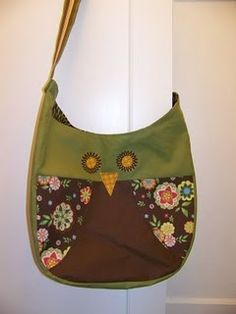 Owl Bag tutorial