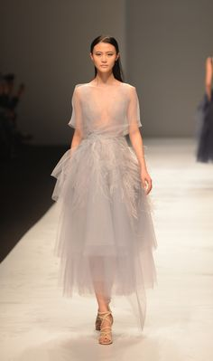 We Couture 2015 Autumn/ Winter Collection Couture 2015, Couture Fashion, Runway Fashion, Fashion Show, Fashion Outfits, Tulle Dress, Dress Up, Ballet Inspired Fashion, Fancy Gowns