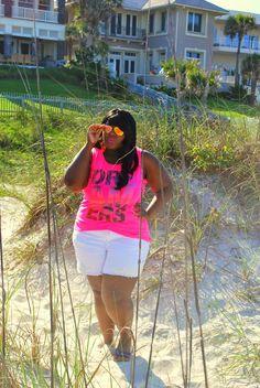 Musings of a Curvy Lady: Beach Dreams#PlusSizeFashion #Fatkini #BodyPositive #BodyAcceptance #SummerOutfits #womensfashion #musingsofacurvylady #debshops #forever21 #CurvyFashion #curvystyle #fatshion #swimwear #twopiece #highwaistedbottoms