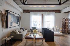 #Dreambuilders designer Lukas' re-designed #livingroom. #design #renovation #homeimprovement  #TeamRed