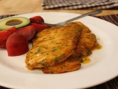 Chicken french, super easy to make