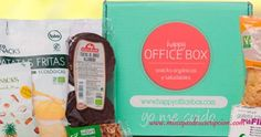 HappyOfficeBox Snacks Saludables, Drinks, Food, Subscription Boxes, Beverages, Drinking, Essen, Drink, Meals