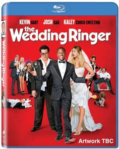 The Wedding Ringer (Blu-ray) 17,95€