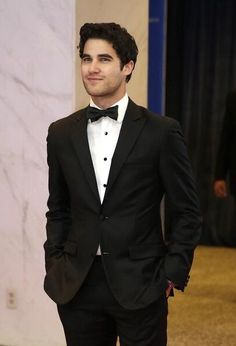 Darren at the White House Correspondents' Dinner