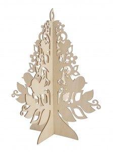 Chipboard tree