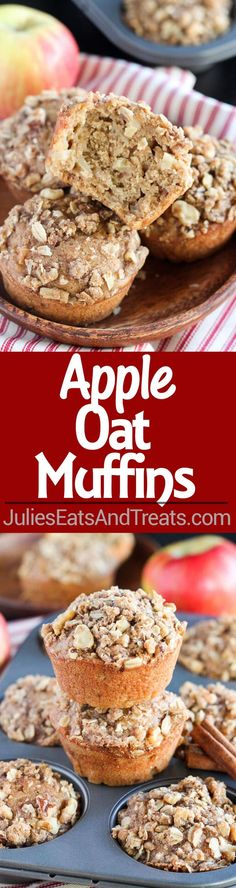 ... oatmeal and topped with a walnut-oat streusel! The Perfect Easy, Grab