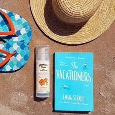 """My beach essentials include: a good read big straw hat colourful flip flops and a great sunscreen of course! @htropic_ca's Silk Hydration Weightless Sunscreen is so light it feels as if it's barely on. Plus it smells like a vacation! Share a photo of how you are enjoying your summer (and indulging in a little """"Aloha Therapy"""") for a chance to win a $5000 travel gift card towards you dream vacation.  In order to enter you must:  1. Follow @htropic_ca  2. Post a photo of how you are enjoying…"""
