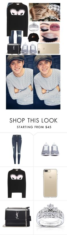 """Taking Cute Pictures With Niall On Holiday Together"" by glitterbelle11 ❤ liked on Polyvore featuring River Island, Athletic Propulsion Labs, Fendi, Speck, Yves Saint Laurent, tarte and Annello"