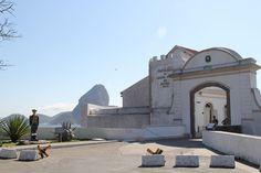 Río de Janeiro - Brasil | La fortaleza de Santa Cruz, Río de Janeiro | http://riodejaneirobrasil.net