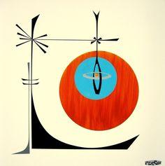 George Perrou Atomic Art