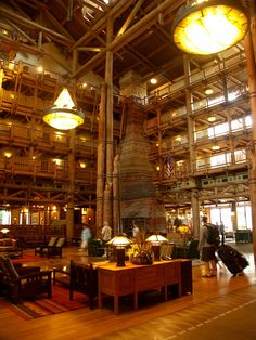 From Niceville With Love: Date Night Disney: The Wilderness Lodge Article