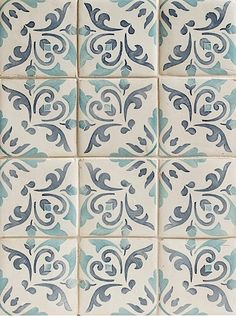 bathroom tile.