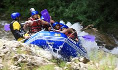 Program B1: Rafting 9 kms + Elephant Trekking     One of the most popular tourist activities when visiting Phuket, Phangnga and Krabi is white water rafting in the Phang nga river.  Whether you are white water rafting for the first time or an experienced rafter look...