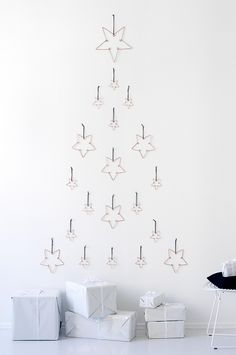 Christmas Tree Alternatives For Small Homes.