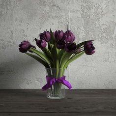 Evermotion lanza su colección de Archmodels número 173, y junto con ello regala el décimo modelo 3D del volumen, un ramo de flores en un jarro de vidrio.