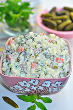Salata ve Meze Tarifleri - Café Hayat Kolay Yemek Tarifleri, Pasta Recipes, Salad Recipes, Chicken Recipes, Pasta Salad Ingredients, Turkish Recipes, Ethnic Recipes, Pasta Salat, Easy Pasta Salad, Macaroni Salad