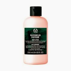 Watermelon Bodymilk: http://julyapepry.blogspot.com.es/2013/12/nuevas-tiendas-bodyshop-mis-productos.html #thebodyshop #product #beauty