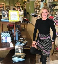 Meet and greet one of the area's foremost fitness & healthy living guru's when Liz Hilliard joinsMain Street Books in ...
