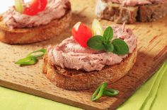 My Slimming World Chicken Liver Pate