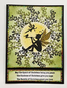 Sky Pixie Clear Stamp by Lavinia Stamps (4017465) Christmas Verses, Christmas Tree Fairy, Owl Link, Lavinia Stamps Cards, Spectrum Noir, Clear Stamps, Pixie, Card Making, Paper Crafts