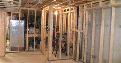 2 piece bathroom framed Basement, Bathroom, Frame, Home Decor, Washroom, Picture Frame, Decoration Home, Room Decor, Bathrooms