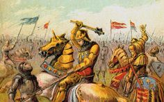 The Battle of Towton was the most barbaric ever fought on English soil, a frenzied slaughter that led to the crowning of Edward IV, our first Yorkist king