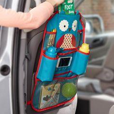 Organizadora para Automoveis - Corujinha - Skip Hop  http://www.mercadodobebe.com/organizadora-para-automoveis-corujinha-skip-p-6193.html