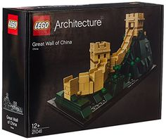 Discover the architectural secrets of the World Heritage Great Wall with this LEGO® Architecture 21041 The Great Wall of China set. Explore the ingenious building techniques that China Wall, Great Wall Of China, Lego Building Sets, Lego Sets, Numbers For Kids, Lego Architecture, China Sets, Lego House, Lego Pieces