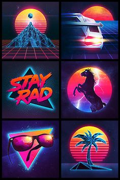 Introducing the OVERDRIVE SERIES… an original set of '80s infused prints from Signalnoise. On sale for 24 hours this Wednesday. Details right here.
