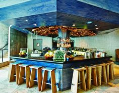 3 New Hipster Hotels Combine Contemporary Design & High Tech in LA | California