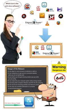 Danger of the malware,how to remove malware