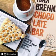 Max Brenner opens shop in Seoul, Korea #MaxBrennerKorea. Come get your #ChocolateFix!