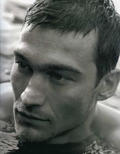 Andy whitfield~R.I.P. Beautiful Soul~