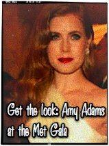 Breaking down Amy Adams' retro glam Met Gala look with tarte cosmetics.