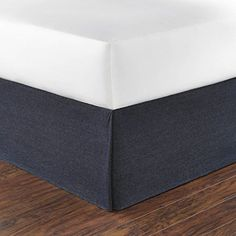 Nautica Seaward Bedskirt Full Denim *** Find out more about the great product at the image link.
