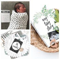 Baby Girl Gift, Baby Gift Bundle, Milestone #booksandzines #book @EtsyMktgTool #babygiftbundle #milestonecards #newbabygift Baby Girl Gifts, New Baby Gifts, Gifts For Kids, First Ultrasound, Baby Milestone Cards, Baby Journal, Baby Memories, Baby Milestones, Having A Baby
