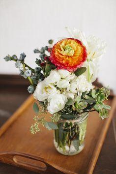 Gorgeous Floral Bouquet // Photography by SimoneAnne.com