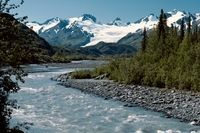 Check out all our Denali Rail Packages and get ready for scenes like this during your adventure #Alaska