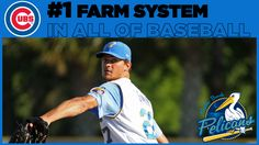 Chicago Cubs rack up another top farm system ranking - http://www.beachcarolina.com/2015/02/06/chicago-cubs-rack-up-another-top-farm-system-ranking/ BASEBALL AMERICA JOINS ESPN AND SPORTING NEWS TO HAND OUT TOP HONORS MYRTLE BEACH, SC Feb. 6, 2015 — Baseball America (BA) released their annual Prospect Handbook on Friday and named the Chicago Cubs, the parent club of the Myrtle Beach Pelicans, to the top spot in their Organizational... Beach Carolina Magazine Chicago