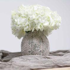 Rustic Elegant Stone Coloured Vase available from The Wedding of my Dreams @theweddingomd