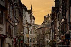 La Grande Rue, Strasbourg, France by Mathieu Dupuis www.mathieudupuis.com