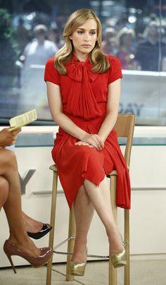 Piper Perabo talks season 3 of Covert Affairs