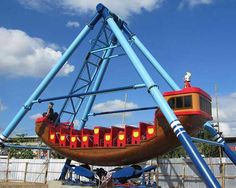 Pirate Ship Ride For Sale From Beston Amusement Rides