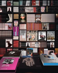 Book Shop Design | Retail Design | Book Display | Taschen Book Shop. Duke of York Square, London
