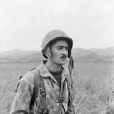 French Foreign Legion - Parachutage du GAP 1 (Groupement Aéroporté 1) sur Diên Biên Phu lors de l'opération «Castor». – ECPAD ~ 1st Indochina / Vietnam War