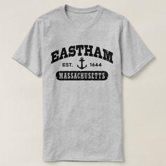 Eastham Massachusetts T-Shirt - love gifts cyo personalize diy