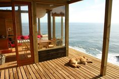 Cliff Top tiny home